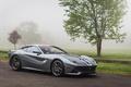 Картинка F12, Ferrari, Fog, Berlinetta