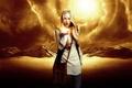 Картинка Heroes Reborn, character, movies, girl, actress, TV series, Danika Yarosh, Malina, film
