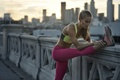Картинка jogging, fitness, running, sportswear, healthy lifestyle, elongation