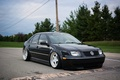 Картинка vr6, gti, volkswagen, tuning, jetta, low, bora, face, wheels, r32, front, black, germany, stance
