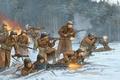 Картинка арт, солдаты, Бельгия, США, game, the, Division, Flames of War, WW2., воздушно, 1944г, world war ...