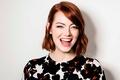 Картинка радость, Deadline, Emma Stone, смех