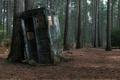 Картинка Tree, Police Box, Tardis, Forest, Box