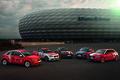 Картинка Audi, Ауди, Машины, Allianz Arena, Альянц Арена, Audi Cup