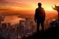 Картинка человек, True Crime: Hong Kong, город