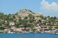 Картинка море, Турция, природа