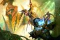 Картинка Золото богов, битва, магия, оружие
