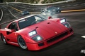 Картинка NFSR, nfs, Need for Speed, Rivals, 2013, Ferrari F 40