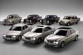 Картинка Автомобили, mercedes-benz, ретро, много