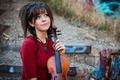 Картинка Линдси Стирлинг, violin, Lindsey Stirling, скрипка