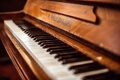 Картинка ретро, музыка, Пианино