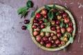 Картинка райские яблочки, китайки, яблоки, блюдо