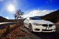 Картинка BMW, white, front, 428i