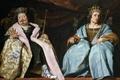 Картинка жанровая, Алонсо Кано, Два Короля Испании, картина