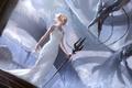 Картинка Final Fantasy XV, Girl, Девушка, Luna, Art