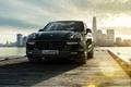 Картинка Porsche, порше, Cayenne, кайен, 958, Turbo S, 2015