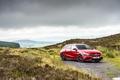 Картинка Mercedes-Benz, Красный, AMG, Shooting Brake, 2016, 4MATIC, CLA, Автомобиль