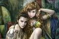 Картинка I-chen lin, девушка, парень, красота, пара