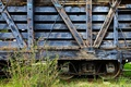 Картинка вагон, деревянный, Dulce Wagon