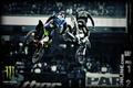 Картинка FMX, мотофристайл, monster, kawasaki, прыжок