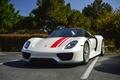 Картинка Porsche, White, 918, Weissach