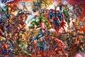Картинка comics, Marvel, Супергерои, dc universe, art