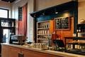 Картинка USA, United States, flag, counter, Ohio, America, Dayton, United States of America, coffee machine, beverages, ...