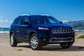 Картинка car, wallpaper, sky, blue, suv, Jeep, Cherokee, Limited