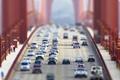 Картинка Volkswagen, lexus, ford, kia, mercedes, города, мосты, тачки, машины