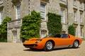 Картинка Miura, House, Lamborghini, Orange