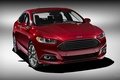 Картинка Ford, Форд, wheels, Red, Fusion, новый, new, chrome, 2013, Mondeo, Фьюжн, light alloy, Мондео
