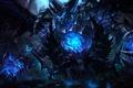 Картинка крылья, арт, Terrorblade, демон, Demon Marauder, Dota 2