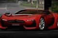 Картинка Gran Turismo, Concept, Citroen, SuperCar, Red