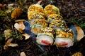 Картинка япония, суши, роллы