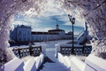 Картинка Казань, арка, Кремль, Татарстан