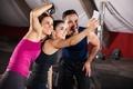 Картинка gym, selfie, Group of friends