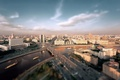 Картинка Москва, река, дома, 158