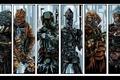 Картинка охотники, hunters, расы, Star Wars, арт