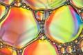 Картинка цвет, объем, жидкость, блеск, пузырьки, пена