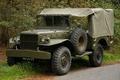 Картинка мировой, Второй, времён, автомобиль, проходимости, повышенной, армейский, Dodge WC, войны