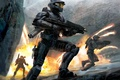 Картинка Halo 3, штурм, огонь, броня, солдат