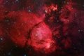 Картинка Кассиопея, IC 1795 nebula, Cassiopeia, туманность, IC 1795