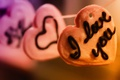 Картинка признание, Valentine's day, нитка, 14 февраля, сердце, сердечки, чувство, любовь, love, надпись