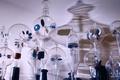 Картинка колба, Лондон, Англия, прибор, Королевское Общество, радиометры, стекло