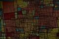 Картинка Линии, фигуры, цвета