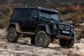 Картинка W463, 2015, Mercedes-Benz, брабус, бенц, 4x4, черный, мерседес, Concept, G 500, камни, амг
