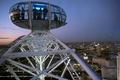Картинка город, Лондон, Темза, Око, View from London Eye