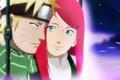 Картинка Naruto Shippuden, powerful, Naruto, jinchuuriki, nanadaime hokage, asiatic, Uzumaki cla, love, asian, blond, sky, red ...