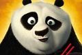 Картинка панда, мультфильм, Кунфу