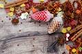 Картинка зима, игрушки, Новый Год, Рождество, корица, Christmas, шишки, New Year, пряности, анис